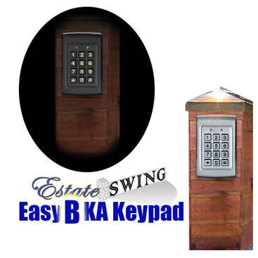 Estate Swing EASY-KA Stanless