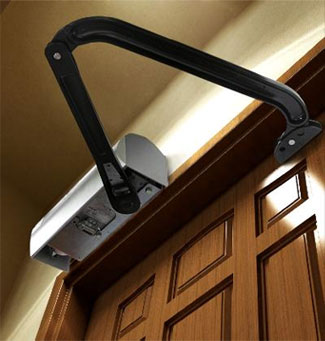 Estate Swing Heavy Duty Carriage Door Opener